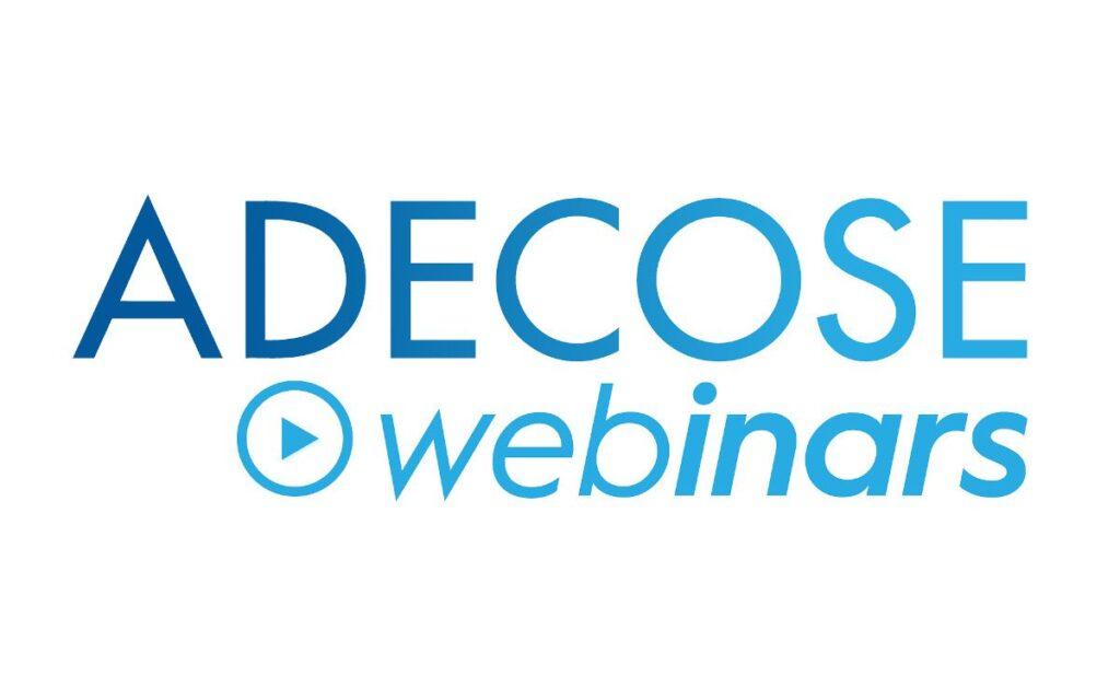 ADECOSE reúne a los CEO de Allianz, Generali, Mapfre y Zurich para abordar el impacto del COVID-19 en el sector