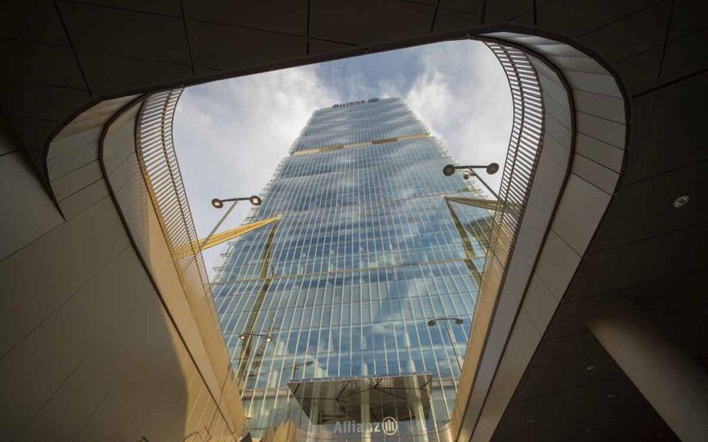 Allianz reduce un 28,9% su beneficio en el primer trimestre, hasta 1.400 millones mientras que las primas suben un 5'7%