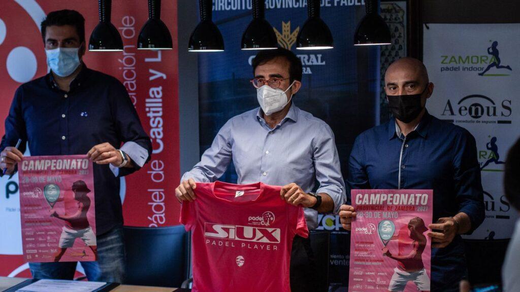 El Campeonato Provincial de Pádel vuelve tras la pandemia